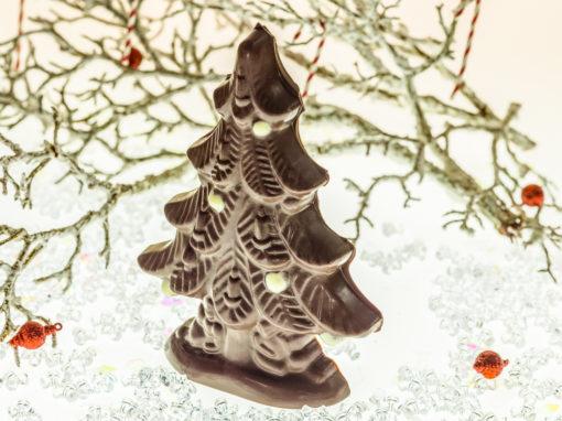 Flat Chocolate tree