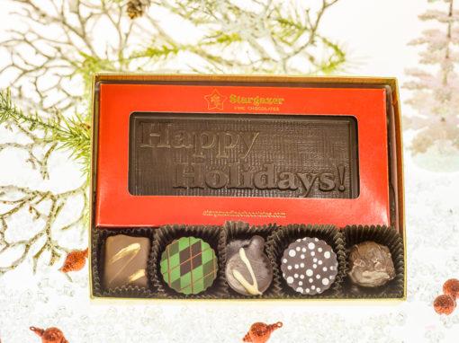 Holiday Sets - Happy Holidays