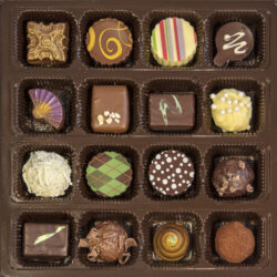 16 Assorted Truffles Item 015