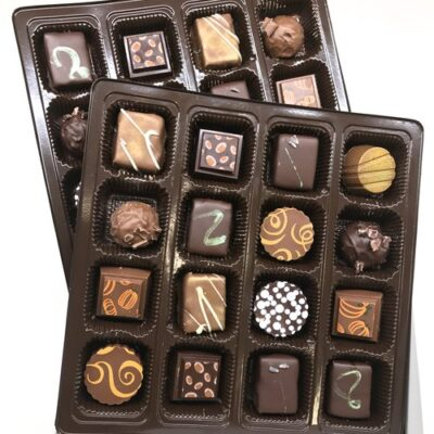 32 Assorted Truffles Item 019