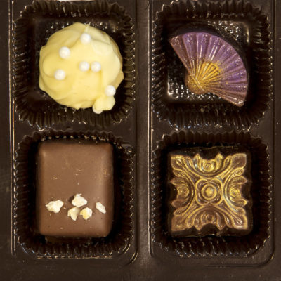 4 Assorted Truffles Item 007